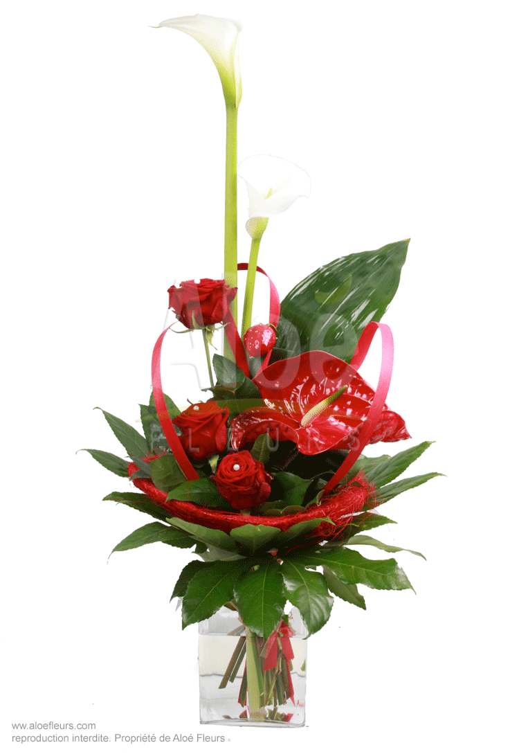 Bouquet-Glamour