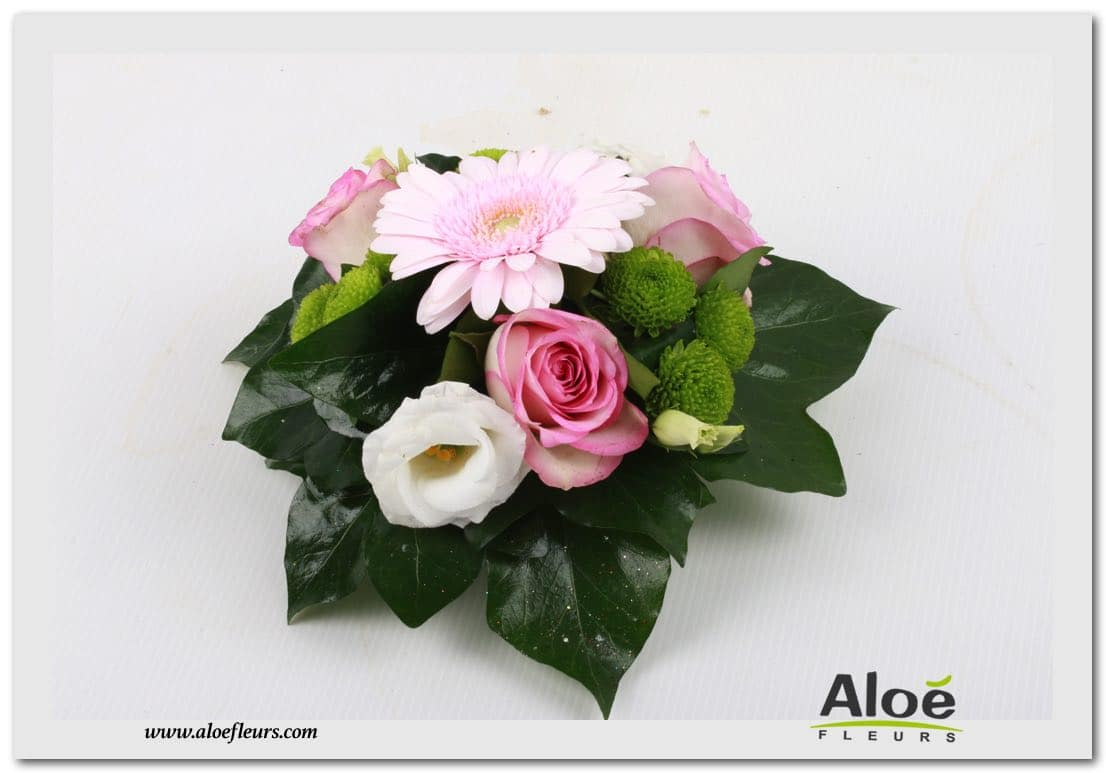 D co florale de table fashion designs - Decoration florale centre de table ...